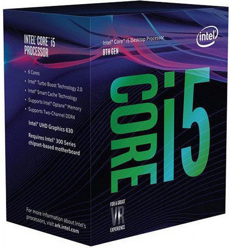 Купить Процессоры, Intel Core i5-8400 (BX80684I58400)