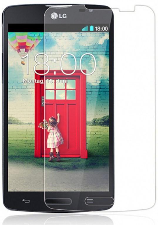 Защитное стекло TOTO Hardness Tempered Glass 0.33mm 2.5D 9H LG L70 D325 - Фото 1