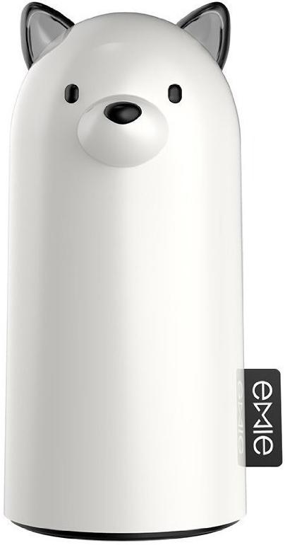 Портативная батарея EMIE Samo D100-FD Power Bank 5200 mAh +D101 White - Фото 1