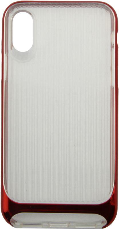 Usams Senior Series Apple iPhone X Red