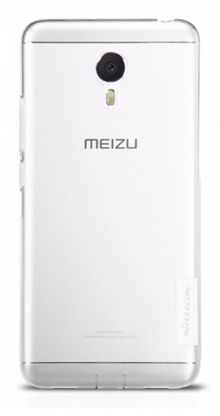 Nillkin TPU Nature Meizu M3 Note White - фото