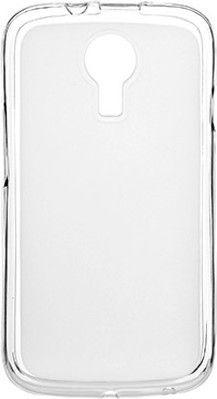 Чехол-накладка Drobak Elastic PU case для Fly IQ239 White - Фото 1