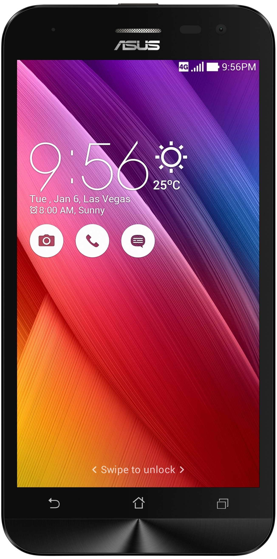 Смартфон ASUS ZenFone Max ZC550KL 16GB Black - Фото 1