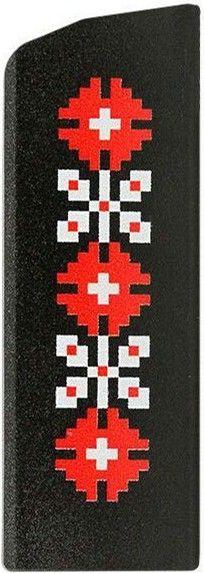 USB Flash Goodram CL!CK 8Gb UKRAINE, Black - Фото 1
