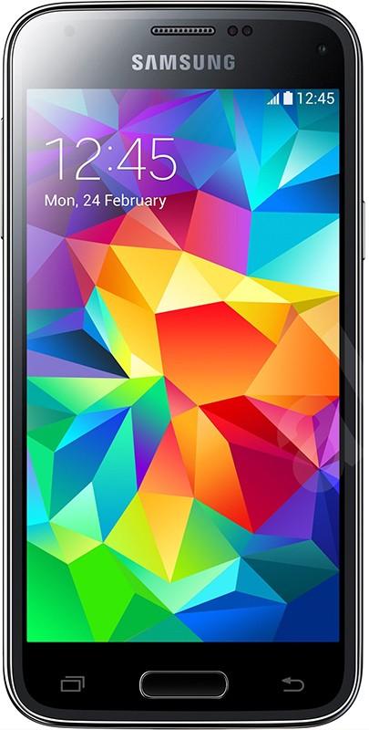 Смартфон Samsung Galaxy S5 Mini G800H Electric Blue - Фото 1