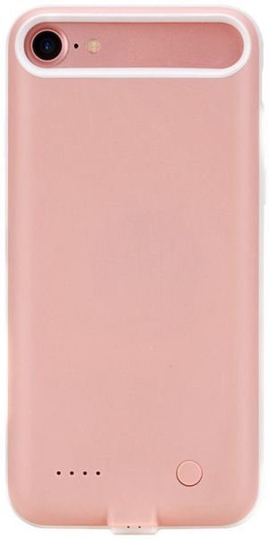 Rock P8 power case 2000m Apple iPhone 7 Pink - фото
