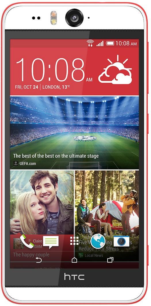 Смартфон HTC Desire EYE Red - Фото 1