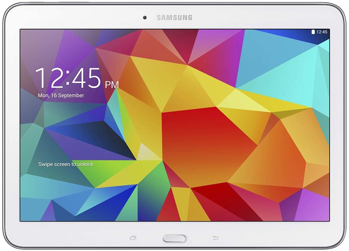Планшет Samsung T530 Galaxy Tab 4 10.1 16Gb White - Фото 1