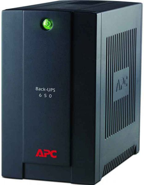 APC Back-UPS RS 650VA (BX650CI-RS) - фото