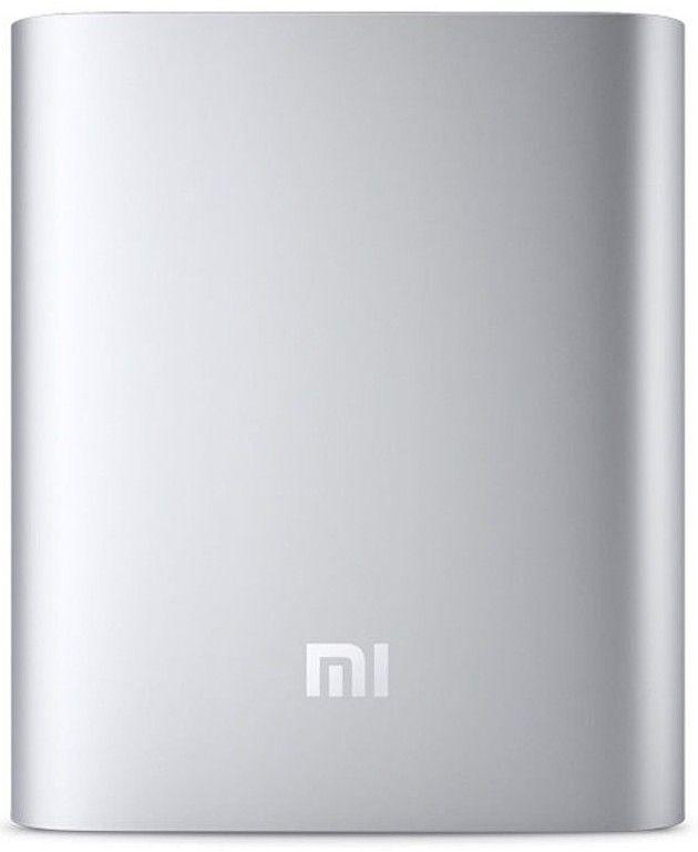 Портативная батарея Xiaomi Mi Power Bank 10400mAh Silver - Фото 1