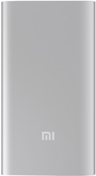 Xiaomi Mi Power Bank 2 5000mAh Silver - фото
