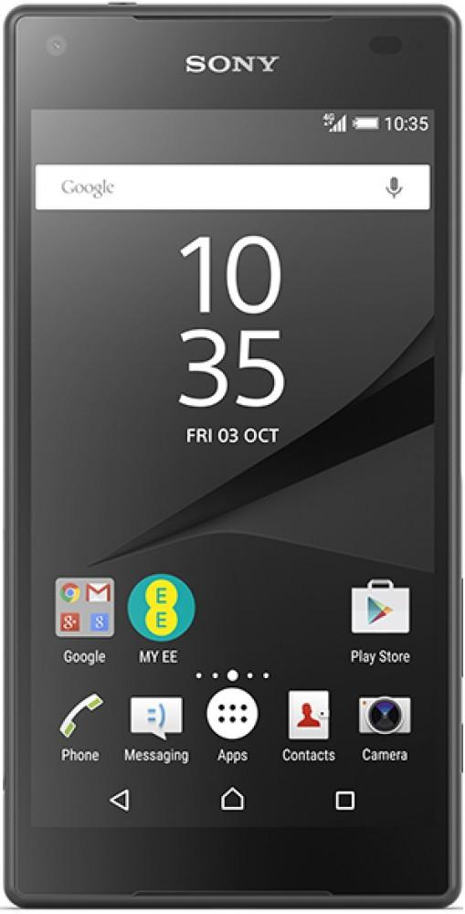 Смартфон Sony Xperia Z5 Compact E5823 Graphite Black - Фото 1