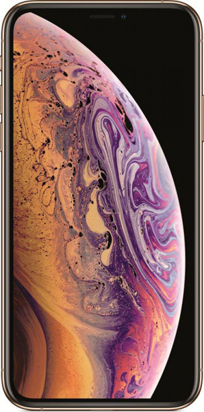 Apple iPhone Xs 64GB (A1920) Gold - фото
