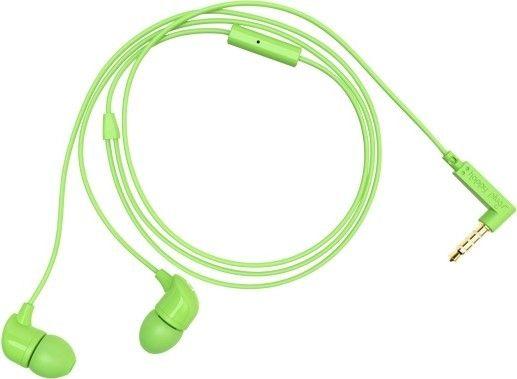 Наушники Happy Plugs In-Ear Green - Фото 1