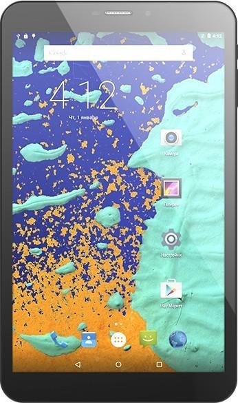 """Планшет Pixus Touch 8"""" 3G 16Gb Metal-Black - Фото 1"""