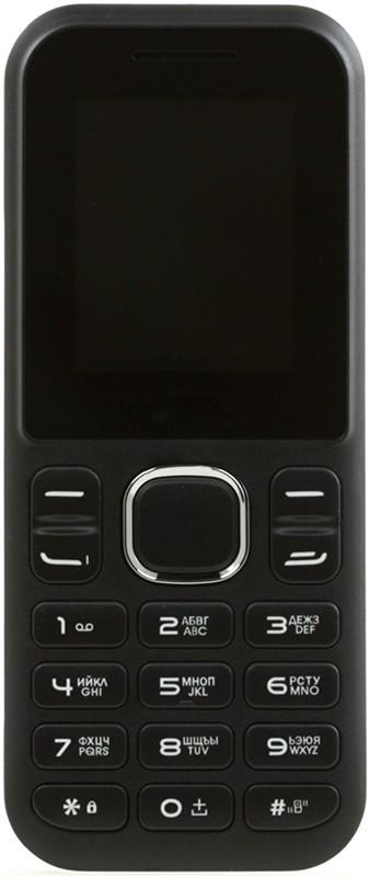 Мобильный телефон Fly DS107D Black - Фото 1