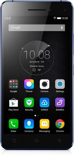 Смартфон Lenovo Vibe S1 Dual Blue - Фото 1