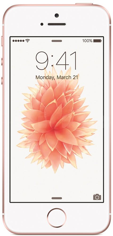 Смартфон Apple iPhone SE 16GB Rose Gold - Фото 1