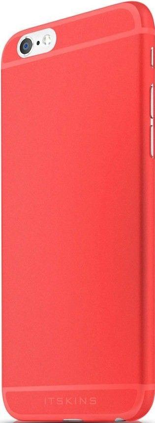 Чехол-накладка itSkins ZERO 360 для iPhone 6/6S Red - Фото 1