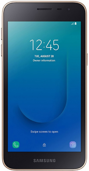 Samsung Galaxy J2 Core J260 Gold - фото