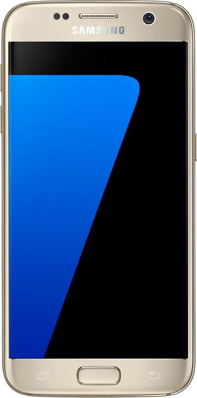 Смартфон Samsung Galaxy S7 Flat G930 32GB Gold - Фото 1