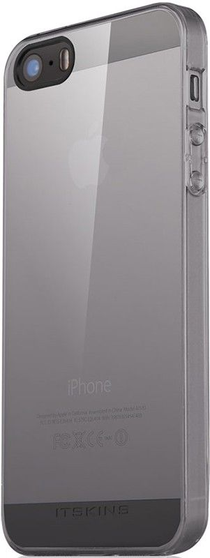 Чехол-накладка itSkins H2O для iPhone 6/6S Dark Grey - Фото 1