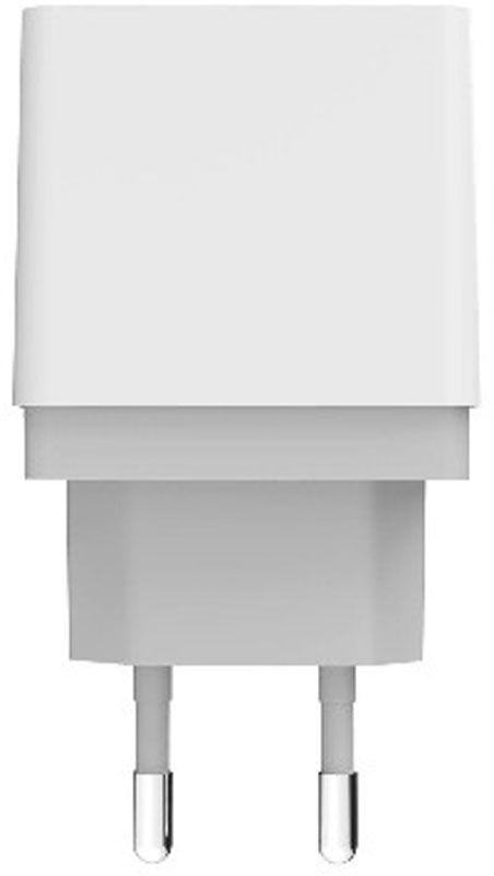 Купить Зарядные устройства, GOLF GF-U2 Travel charger + Lightning cable 2USB 2, 1A White