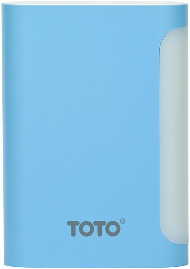 Портативная батарея TOTO TBG-48 Power Bank 7500 mAh 2USB 3,1A Li-Ion Blue - Фото 1