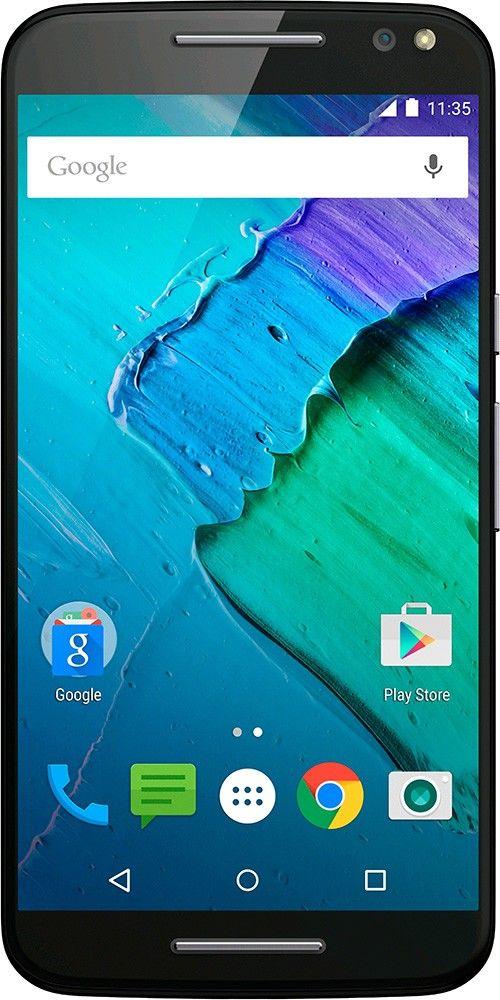 Смартфон Motorola Moto X Style XT1572 16GB DS Black - Фото 1