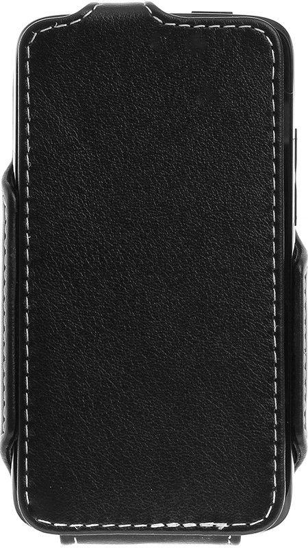 Чехол-флип RedPoint Flip Case Чёрный для Lenovo А316 - Фото 1