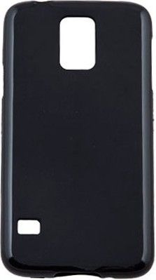 Чехол-накладка Drobak Elastic PU для Samsung Galaxy S5 G900 Black - Фото №2