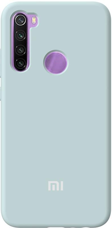 Купить Чехлы для телефонов, TOTO Silicone Full Protection Case Xiaomi Redmi Note 8 Sky Blue
