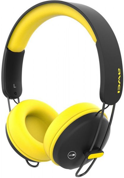 AWEI A800BL Black-Yellow - фото