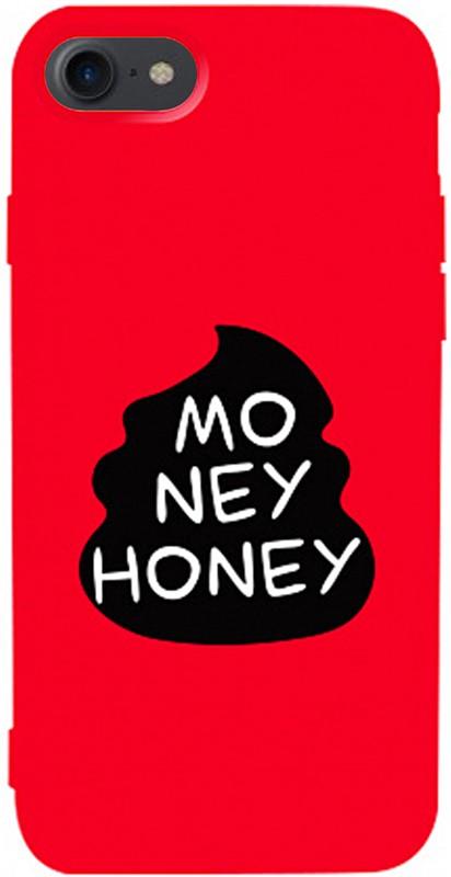 Купить Чехлы для телефонов, TOTO Matt TPU 2mm Print Case Apple iPhone 7/8 #43 Moneyhoney Red