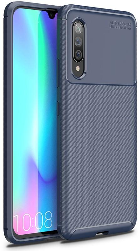 Купить Чехлы для телефонов, TOTO TPU Carbon Fiber 1, 5mm Case Samsung Galaxy A90 5G Dark Blue