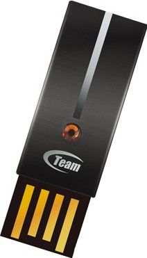 USB Flash Team Diamond 16Gb Iron - Фото 1