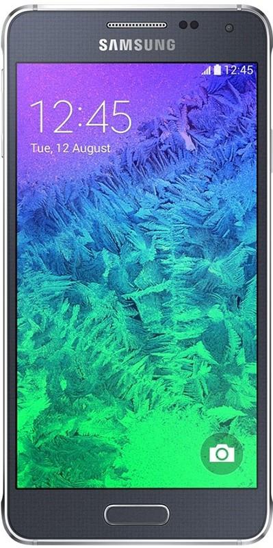 Смартфон Samsung Galaxy S5 Alpha G850F Black - Фото 1