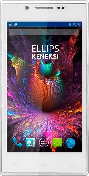 Смартфон Keneksi Ellips White - Фото 1