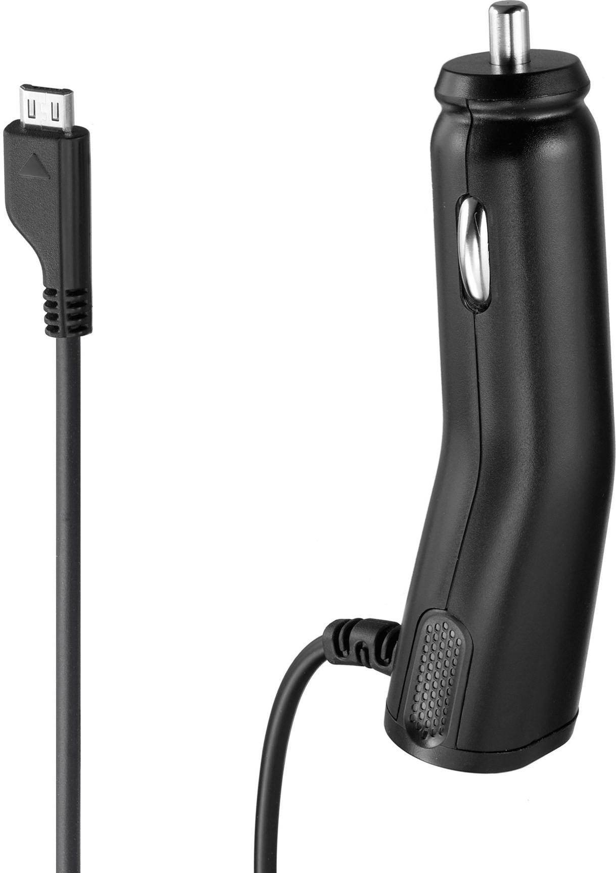 Автомобильное зарядное устройство Samsung S5620 (CAD-300U/ACADU10) micro USB - Фото 1