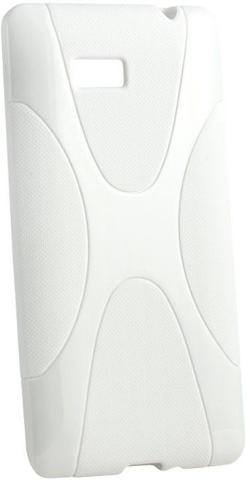 Чехол-накладка New Line X-series Case для Nokia XL White - Фото 1