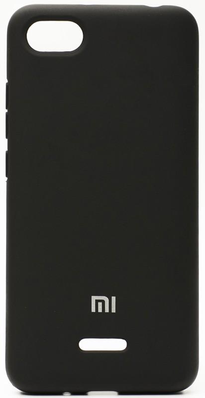 Купить Чехлы для телефонов, TOTO Silicone Case Xiaomi Redmi 6A Black