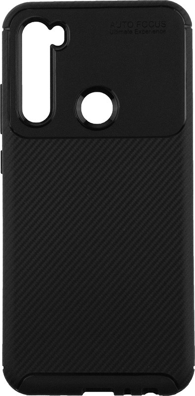 Купить Чехлы для телефонов, TOTO TPU Carbon Fiber 1, 5mm Case Xiaomi Redmi Note 8 Black
