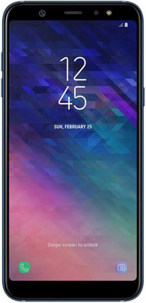 Samsung Galaxy A6+ 3/32 GB A605F 2018 Blue - фото