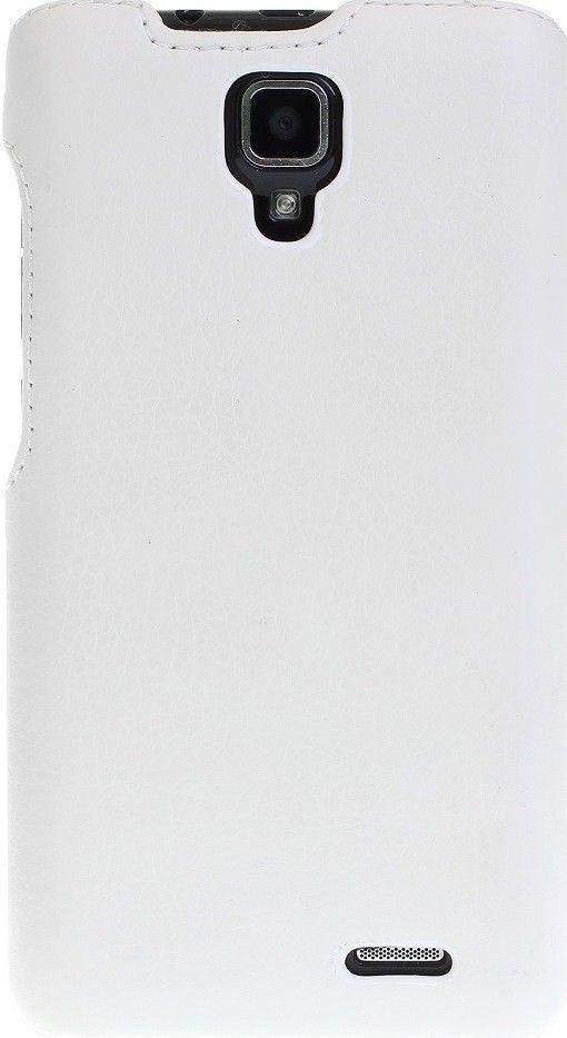 Чехол-накладка RedPoint Smart для Lenovo А536/A560/A358 Белый - Фото 1