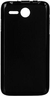 Чехол-накладка Drobak Elastic PU для Lenovo A680 Black - Фото 1