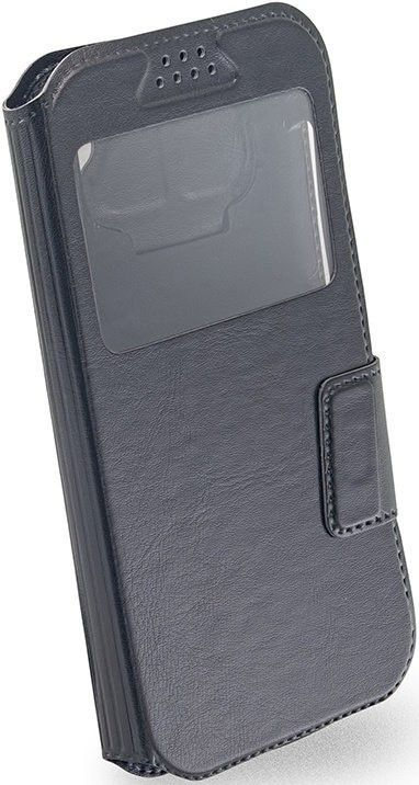"Чехол-книжка Mobiking book Soft Touch 4,5"" Black"