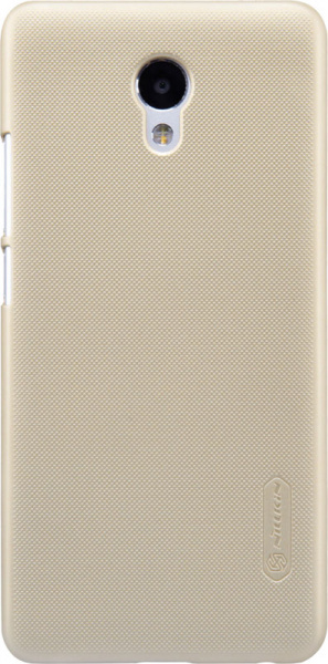 Nillkin Super Frosted Shield Meizu M5 Note Gold - фото