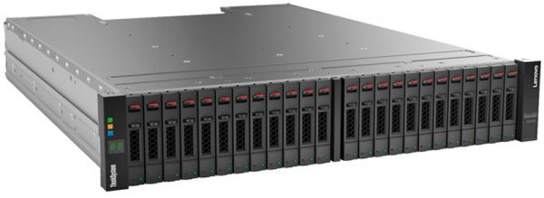 Lenovo ThinkSystem DS4200 SFF Dual Controller Unit (4617A11) - фото