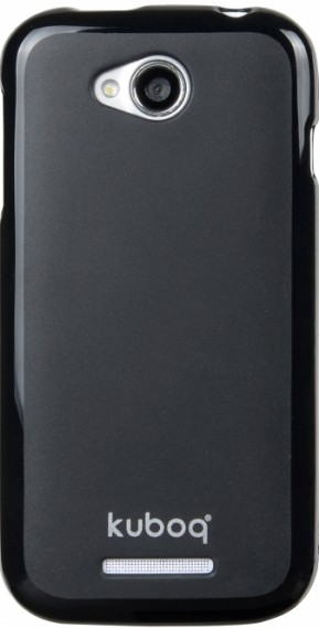 Чехол-накладка Kuboq Advanced для Lenovo A706 Black - Фото 1