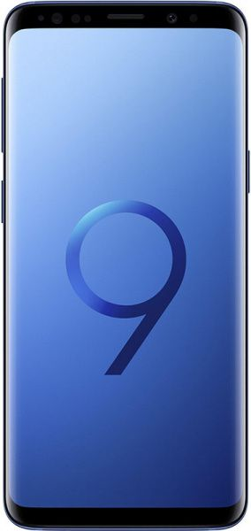 Samsung Galaxy S9 SM-G960 64GB Blue - фото